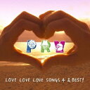 LOVE LOVE LOVE SONGS 4 & BEST!/CD/XQIB-1005