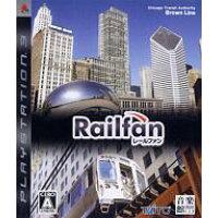 Railfan(レールファン)/PS3/BLJM60013/A 全年齢対象