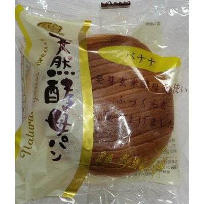 デイプラス 天然酵母パン バナナ 1個