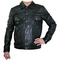 MOTOFIELD モトフィールド レザージャケット Sheep Gジャン Jacket シープGジャンジャケット サイズ:L