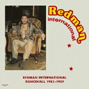 Redman International Dancehall 1985-1989 アルバム DSR-LP-13