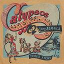 Calypsos From Jamaica アルバム DSR-LP-520
