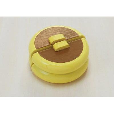 木のおもちゃ サックリミニ食材:ホットケーキ 赤ちゃん/木の玩具