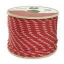 スペクトラ・ダイニーマ・ロープ 3.0mm径 50m/巻 赤 SD-30-50R 1060547