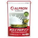 アルプロン トップアスリートシリーズ ホエイプロテイン100 WPC 抹茶 1kg