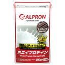 アルプロン トップアスリートシリーズ ホエイプロテイン100 WPC チョコレート 250g
