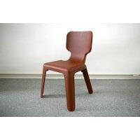 Magis MAGIS ALMA 子供用椅子 ブラウン MT160/BR
