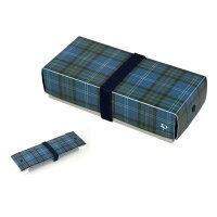 三好製作所 DCダルグリーシュ フラットランチボックス 弁当箱 レギュラー スコットランドザブレイブ 1301-0003