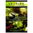 Life with Green 野菜種 レタス13種ミックス#131約600粒入 B08-059