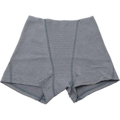 SIDO(シドー) 包帯パンツ レディース ゴムなしボクサー グレー L(1枚入)