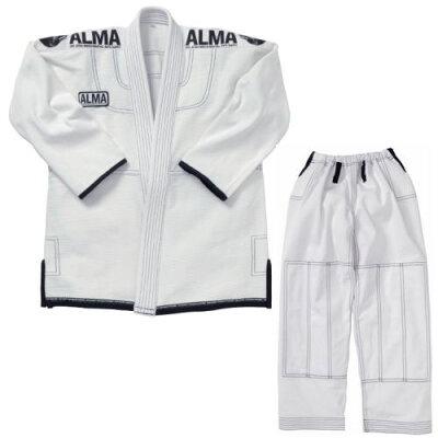 ALMA アルマ コンペディションキモノ A5 白 JU3-A5-WH
