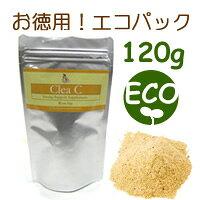 クリアC~ビタミンC~ お得エコパック 120g(60g ) (犬用サプリメント)
