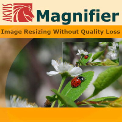 AKVIS Magnifier for Mac Homeプラグイン版 v.7.0