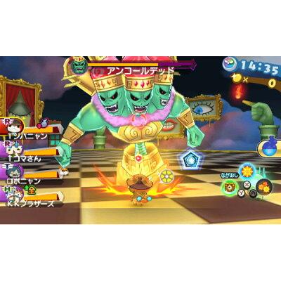 妖怪ウォッチバスターズ2 秘宝伝説バンバラヤー ソード/3DS/CTRPBYNJ/A 全年齢対象