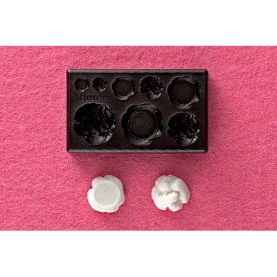 シュークリーム 樹脂粘土用型:スイーツ: タンプルタンのシュークリーム(型抜き) G-057