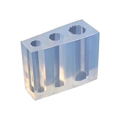 樹脂粘土用型:アルファベット 【Q】 型抜き AL-Q