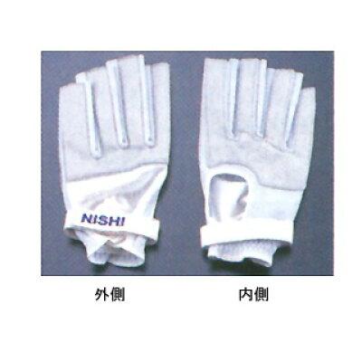 ニシ・スポーツ (NISHI) ハンマー手袋 ハードタイプ 左手用 T5712A