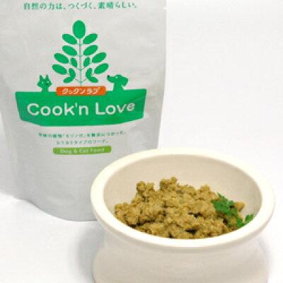 クックンラブ /アダルト白身魚 150g 【成犬用・ドッグフード・レトルト・cook'n love】