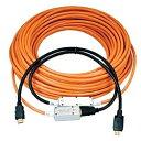 OPHIT CO.LTD 光ファイバーケーブルシステム HDMIエクステンダー 20m HDMB-A020