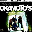 Here are OKAMOTO'S/CD/RCSP-0013