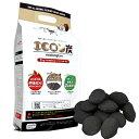 ヒラキ エコロン炭 バーベキュー用豆炭 2kg ECOLONGTAN
