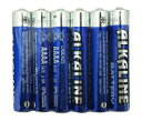 ヒラキ アルカリ乾電池 単6形