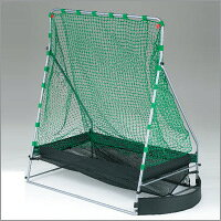 軟式野球用ハイ&ワイドバッティングネット オートリターン機能付き 2.0m×1.6m