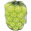 バッティング練習穴あきボール 専用バッグ付き  fbb-50  り