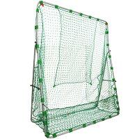 """フィールドフォース 2.0m x 1.6m 軟式 野球用""""ハイ&ワイド"""" バッティングネット(ターゲット・固定用ペグ付き)"""