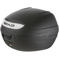 SHAD SH26 リアボックス 容量26L/汎用取付ベース付(バイク用品)