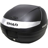 SHAD SH29 リアボックス 容量29L/汎用取付ベース付(バイク用品)