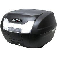 SHAD SH40 リアボックス 容量40L/汎用取付ベース付