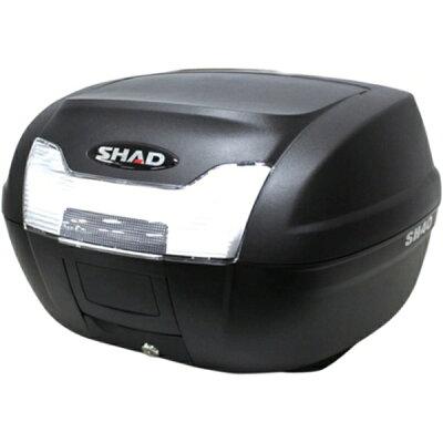 shad sh40 リアボックス 容量 /汎用取付ベース付