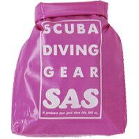 SAS ウォータープルーフバッグ SMサイズ
