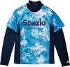 スパッツィオ SPAZIO Jr SPAZIO Practice shirt Jrプラシャツ+インナー 48:ターコイズ GE-0353