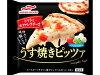 マルハニチロ うす焼きピッツァ トマトとモツァレラチーズ 135g