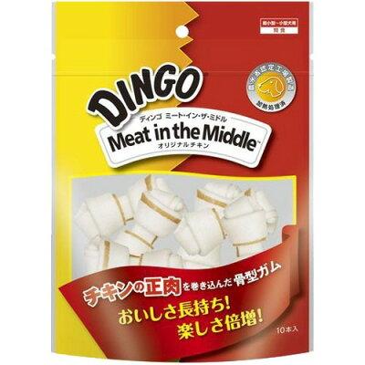 ディンゴ ミートインザミドル オリジナルチキン ミニ(10本入)