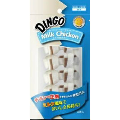 ディンゴ ミート・イン・ザ・ミドル ミルクチキン ミニ 4本