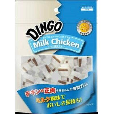 ディンゴ ミート・イン・ザ・ミドル ミルクチキン ミニ 10本