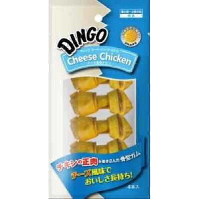 ディンゴ ミート・イン・ザ・ミドル チーズチキン ミニ 4本