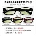 目を保護するサングラス TB-3024 04・パープル 1022644