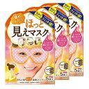 温活女子会プロデュース ほっと見えマスク 5枚入×3セット