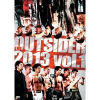 ジ・アウトサイダー 2013 Vol.1 邦画 DRL-10050