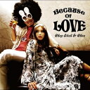 BECAUSE OF LOVE/CDシングル(12cm)/DRCD-029