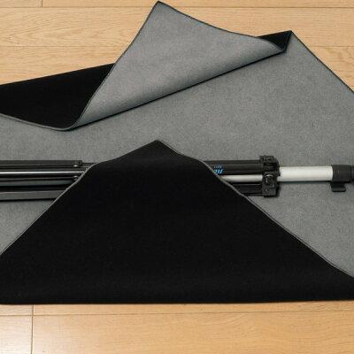 イージーラッパー ブラック XL 710*710mm(1枚入)