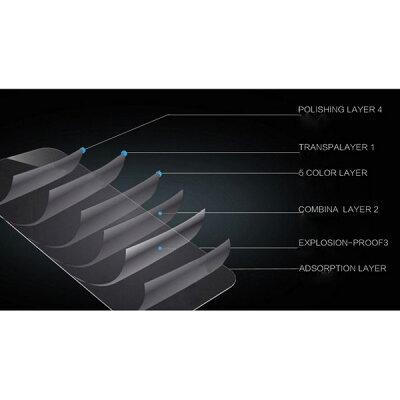ディスカバード イージーカバー 強化ガラス 液晶保護フィルム EOS 6D Mark II 用