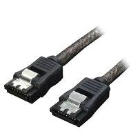 変換名人 SATA6Gbケーブル I-Iロック付 50 SATA6-IICA50(1本入)