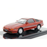 WIT'S 1/43 SUPRA 3.0GT Turbo Limited レッドマイカ 小川