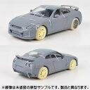 完成レジンモデル 1/43 EGOIST メテオフレークブラックパール ニッサン GT-R 2011 WIT'S