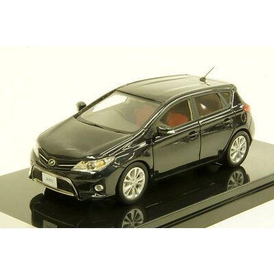 WIT'S 1/43 AURIS RS S Package ブラックマイカ 小川